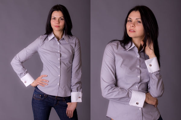 4c1e95ddaa0 Рубашка под запонку